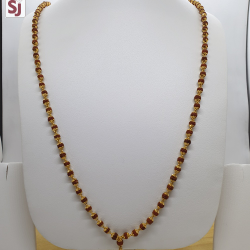 109 Rudraksh Mala RMG-0013 Gross Weight-18.290 Net Weight-15.570